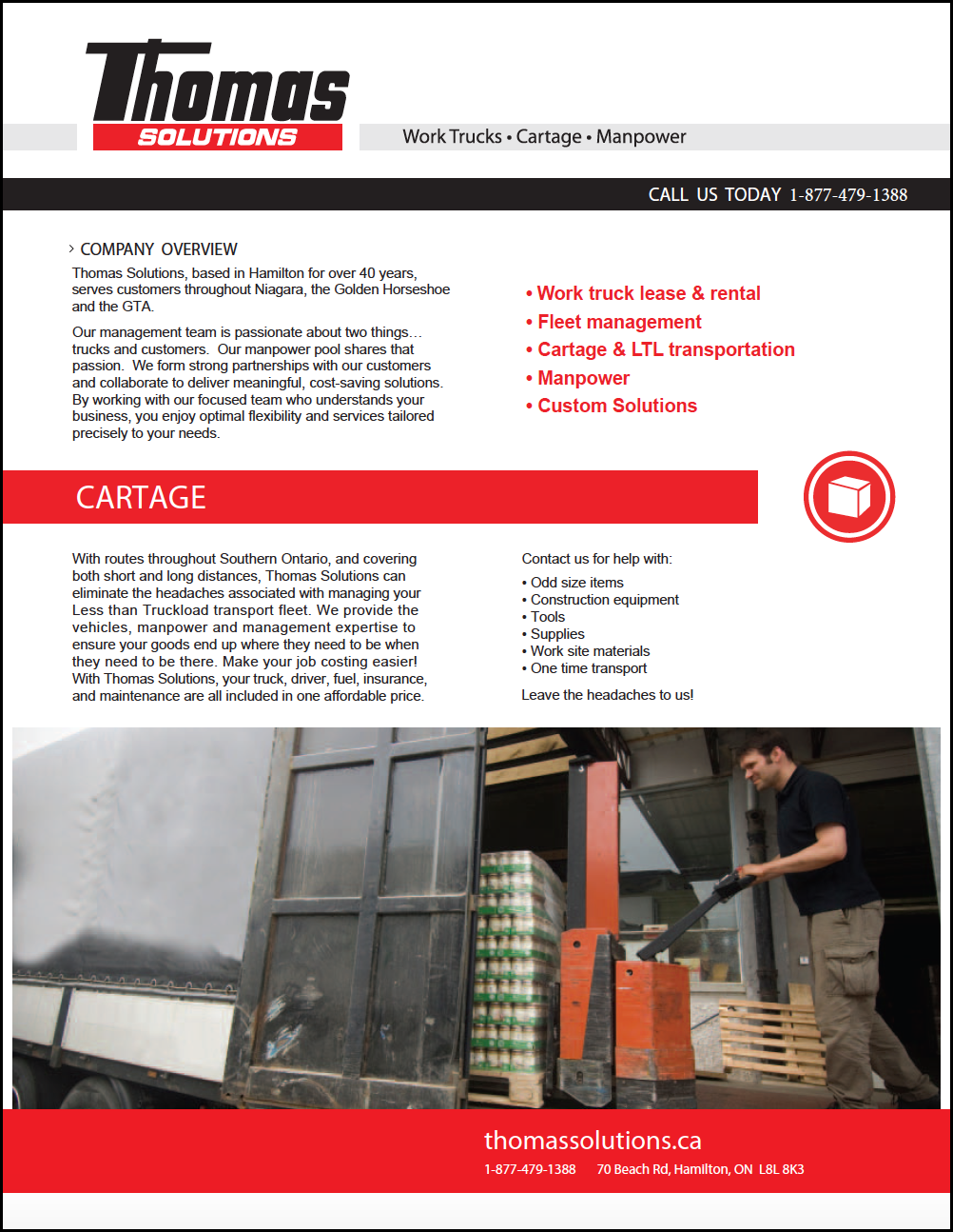 Cartage Solutions