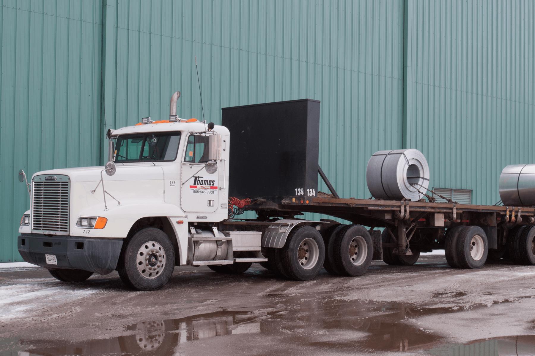 Flatbed-Trucks