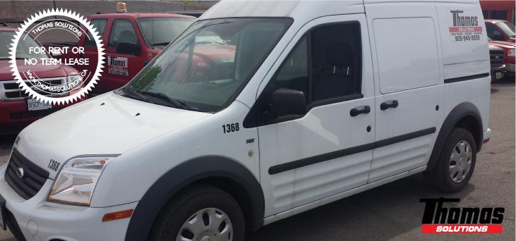 2013 Ford Transit Connect XLT Van