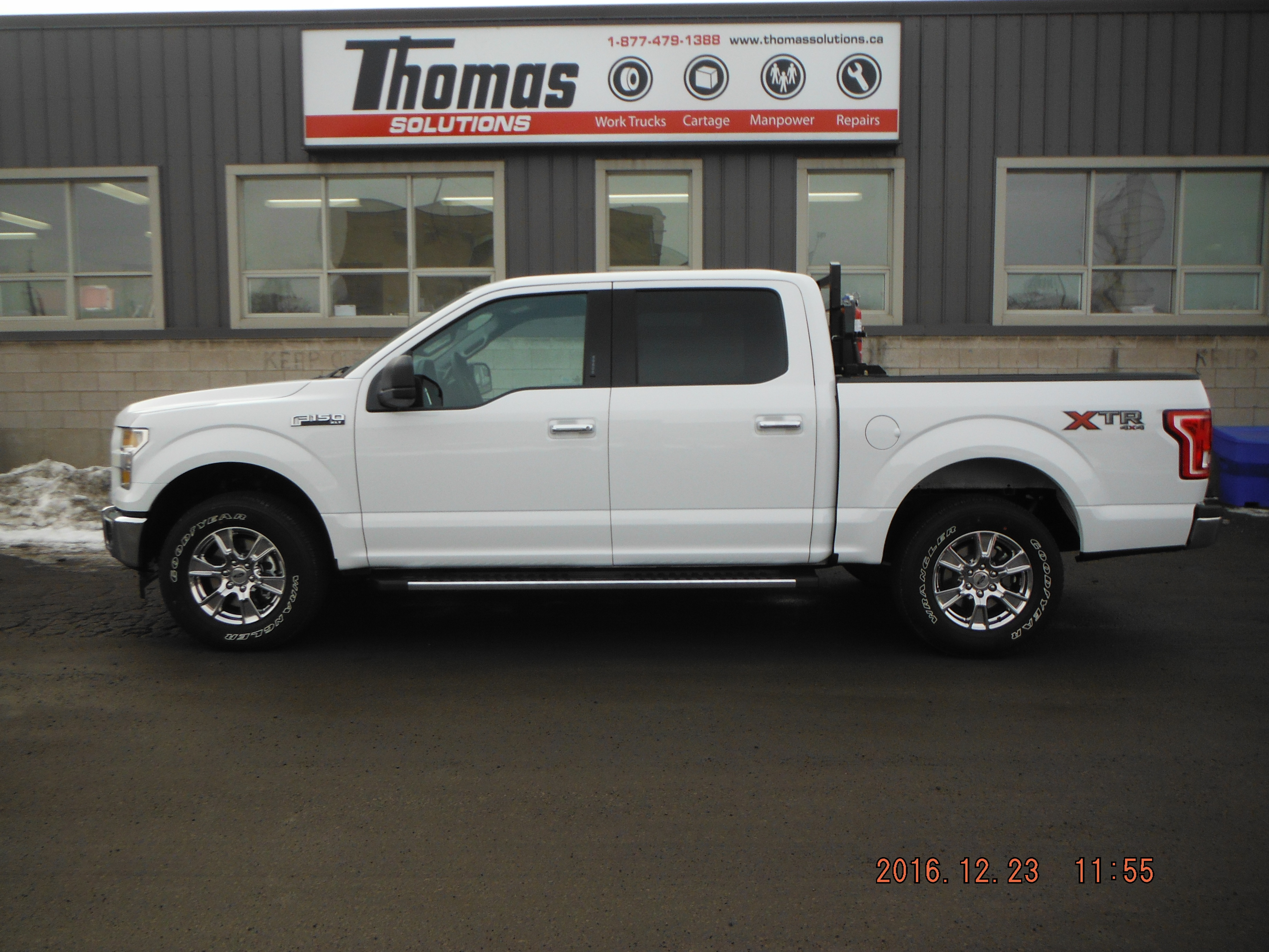 USED 2015 Ford F150 In Leduc At DK Ford AB