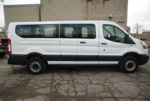 350 Passenger Van
